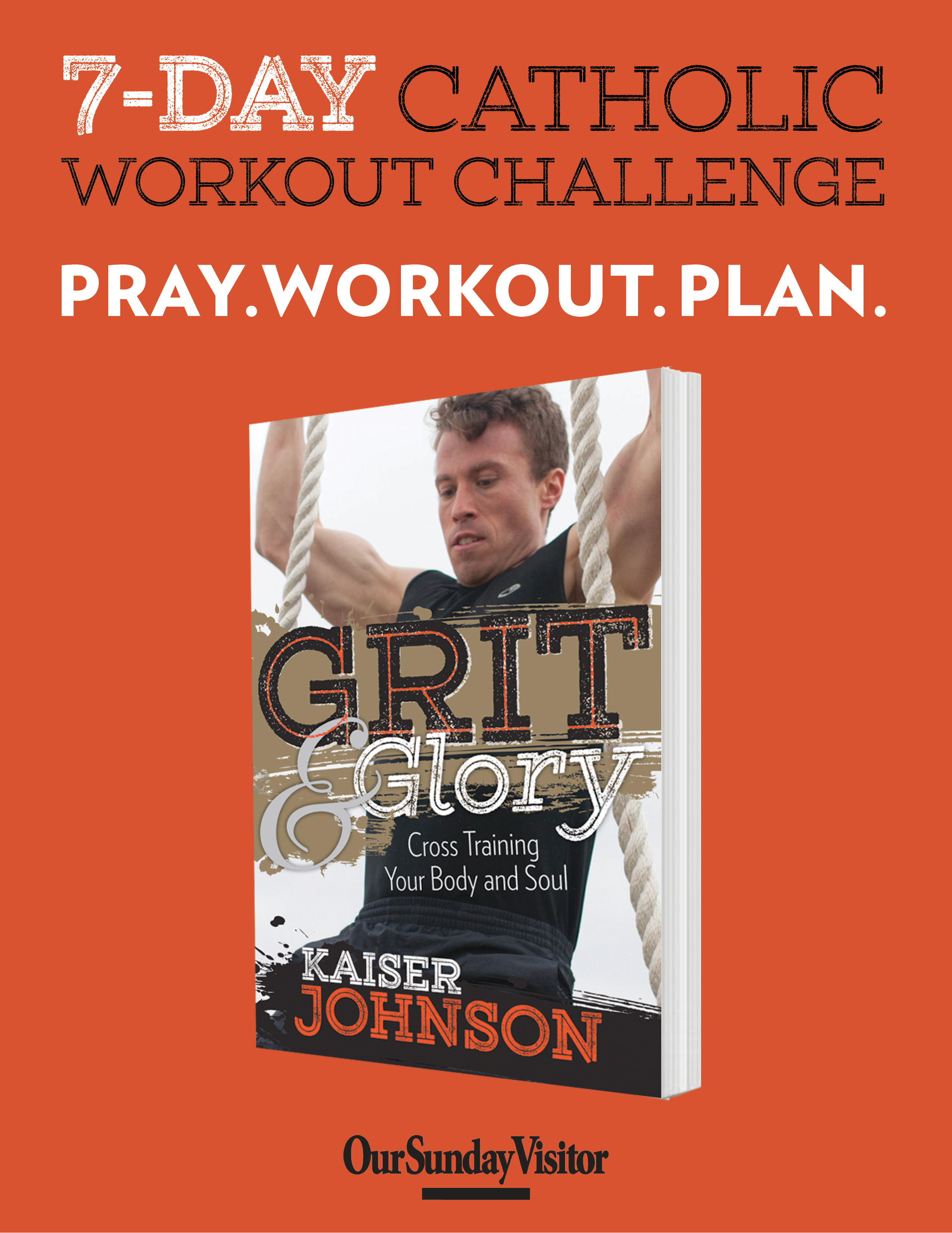 7-Day Catholic Workout Challenge