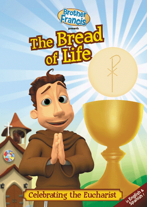 Brother Francis - The Bread of Life: Celebrating the Eucharist DVD