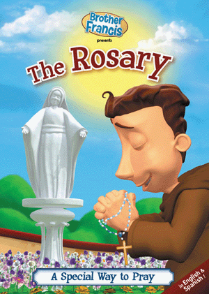 Brother Francis - The Rosary: A Special Way To Pray DVD