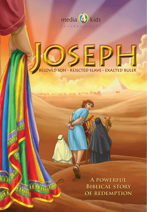 Joseph: Beloved Son - Rejected Slave - Exalted Ruler