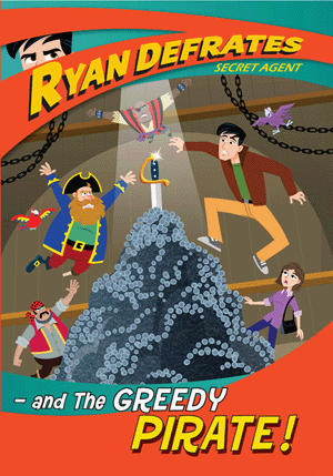 Ryan Defrates and the Greedy Pirate