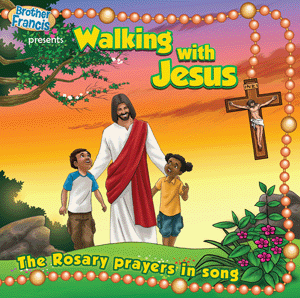 Walking with Jesus Audio CD