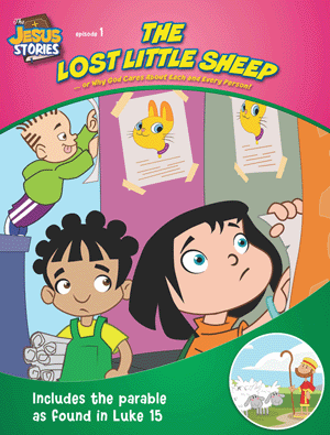 The Jesus Stories, Volume 1 Episode 1: The Lost Little Sheep
