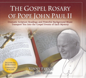 The Gospel Rosary of Pope John Paul II