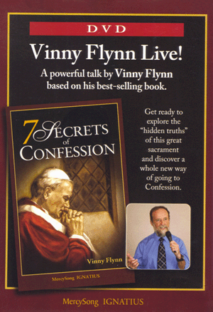 7 Secrets of Confession Live DVD