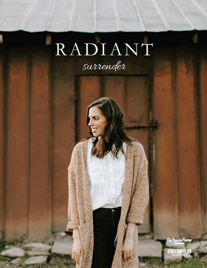 Radiant Surrender Volume 2 Issue 1 Fall 2018