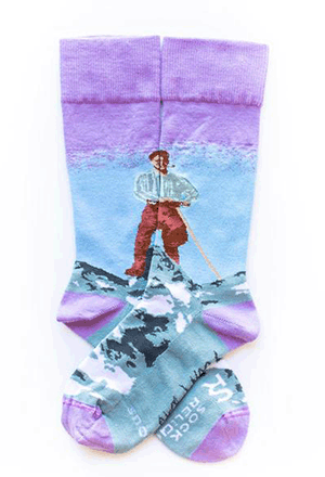 Frassati Adult Socks