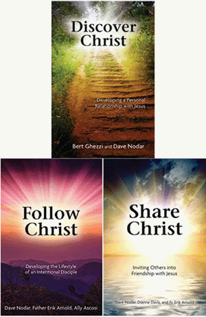 Discover Christ, Follow Christ, Share Christ Package