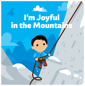 I'm Joyful in the Mountains
