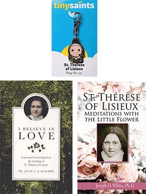 St. Therese of Lisieux Bundle
