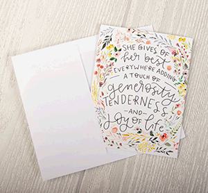 Joy of Life Notecards