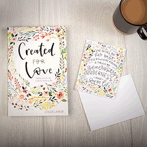 Created for Love Book Package