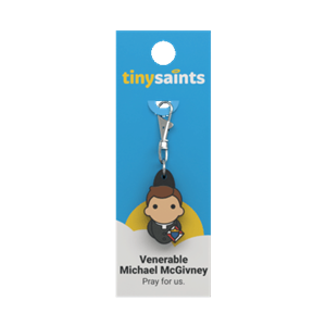 Tiny Saints-Venerable Michael McGivney