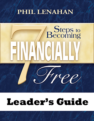 7 Steps to Becoming Financially Free Leader's Guide